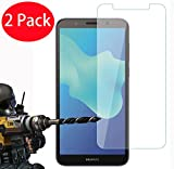 2 Pack - Huawei Y5 2018 / Honor 7S Verre Trempé, FoneExpert® Vitre Protection Film de Protecteur d'écran Glass Film Tempered Glass Screen Protector pour Huawei Y5 2018 / Honor 7S