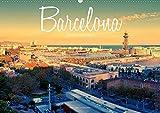 Barcelona - Stadtansichten (Wandkalender 2020 DIN A2 quer): Barcelona - Hauptstadt Kataloniens (Monatskalender, 14 Seiten ) (CALVENDO Orte) -