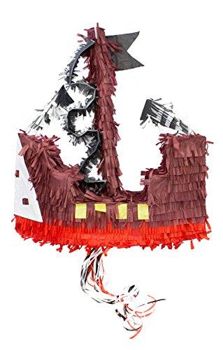 Idena Pinata Piratenschiff (Piraten-boot Erwachsene)