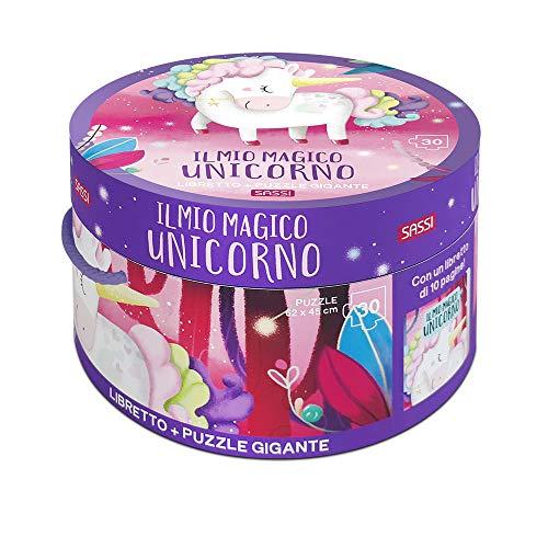 Il mio magico unicorno. Ediz. a colori. Con puzzle