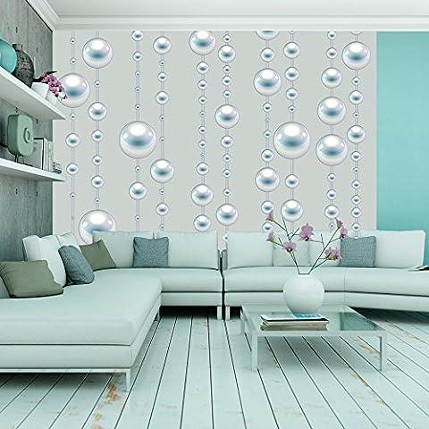 Fotomurales PURO ! Tres colores a elegir - Fotomurales realistas ! !Papel pintado tejido no tejido! !Un panel decorativo! !Fotomural! !Los cuadros para la pared en la dimensión XXL! 10 m ! Perlas f-A-0231-j-d