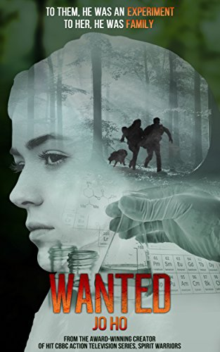 Book cover image for Wanted (The Chase Ryder Series Book 1)