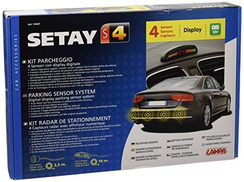 Lampa 74507 sensori parcheggio s-4