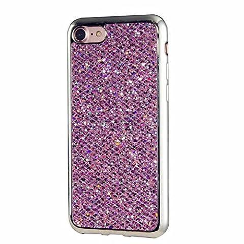 iPhone 6 Plus/6S Plus MUTOUREN TPU Silicone Case Cover bling