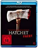 DVD * Hatchet [Blu-ray] [Import allemand]