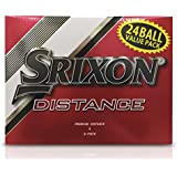 SRIXON Distance 24 Pack Golf Balls, White