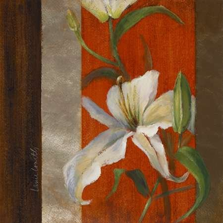 feelingathome-leinwand-bild-lily-in-bloom-ii-cm74x74-kunstdruck-auf-leinwand
