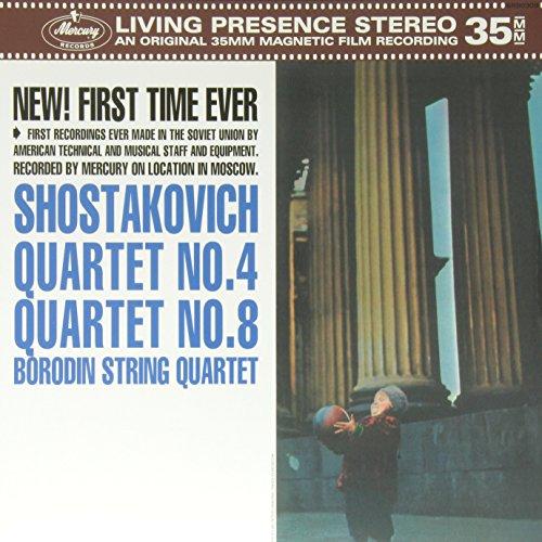 Preisvergleich Produktbild Streichquartette 4+8 [Vinyl LP]