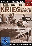 Krieg an allen Fronten 1939-1945: Der Zweite Weltkrieg - 5 PC Simulationen