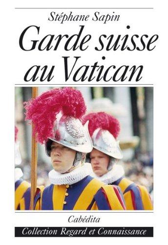 Garde Suisse au Vatican