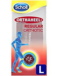 Scholl Orthaheel Regular Orthotic - Large