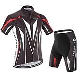 (traje tamaño:L) chaleco Jerseys de sudo para los 2016 manga Moda transpirable corta ropa maillot rendimiento hombres jerseys ciclismo
