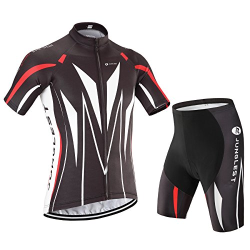 Maillot de Cyclisme Homme Manches Courtes jersey(S~5XL,option:Cuissard,3D Coussin) N51