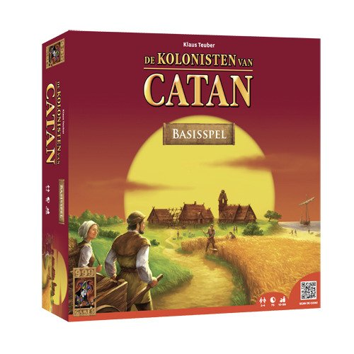 Die Siedler von Catan (Basis-Spiel)