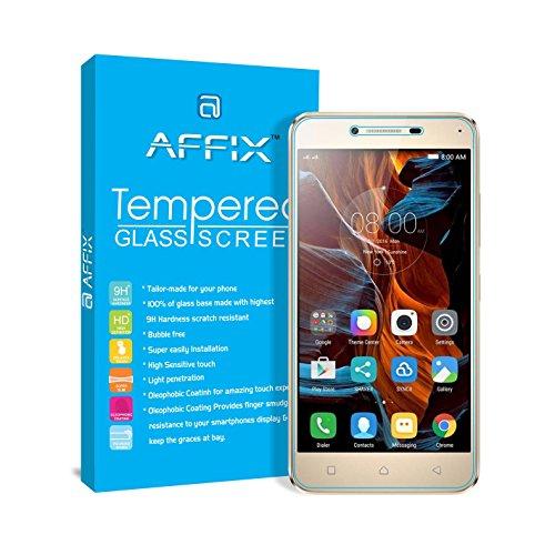 Affix AFLVK5TG Tempered Glass for Lenovo Vibe K5 / Plus(5.0-inch Display)(Transparent)