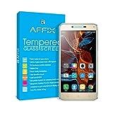 Affix AFLVK5TG Tempered Glass for Lenovo Vibe K5 / Lenovo Vibe K5 Plus (5.0' Display) , (Transparent)