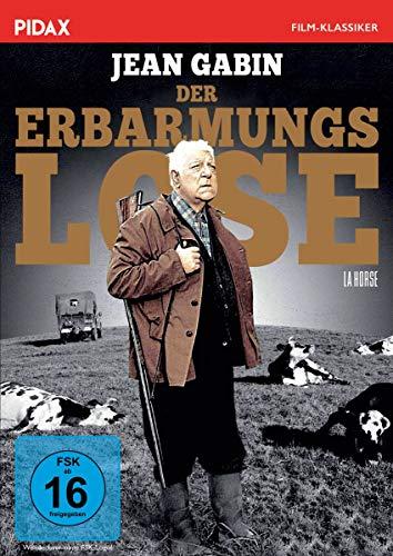 Der Erbarmungslose (La horse) / Packender Krimi mit Starbesetzung (Pidax Film-Klassiker)