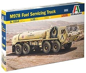 Italeri 5100065541: 35Mod. US m978Fuel Service Truck Vehículo