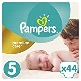 Pampers Premium Care Junior 5 Gr. 11-25 Kg Sparpack 132 Windeln in 3 Packungen