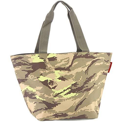 reisenthel Shopper M Camouflage Einkaufstasche, Polyester, 26x51x30.5 cm -