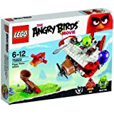 LEGO – The Angry Birds Movie – 75822 – L'Attaque en Avion du Cochon