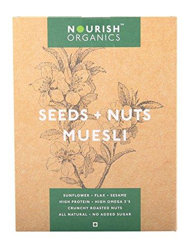 Nourish Organics Seeds And Nuts Muesli, 300g