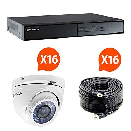 SecuriteGOODdeal-Equipo-de-videovigilancia-compuesto-por-Turbo-16-Cmara-HD-Hikvision