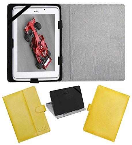 Acm Leather Flip Flap Case For Xolo Qc800 8