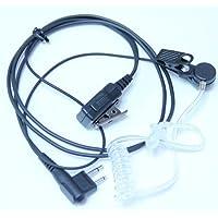 2-Pin superiore Bodyguard Tubo Acustico Cuffia Auricolare Con Microfono PTT  Per Motorola Radio CP040 7860ea620c85