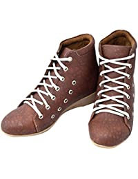 New Divas Laced Ankel Boot