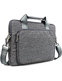 Gearmax 15-15.4 Inch Laptop Bag With Handle And Shoulder Strap Suit Fabric Water Resistant Laptop Carrying Case...