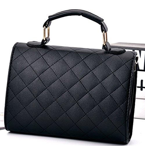 Versione Coreana Di Tendenza Alla Moda Trend Trend Portable Messenger Handbags Red