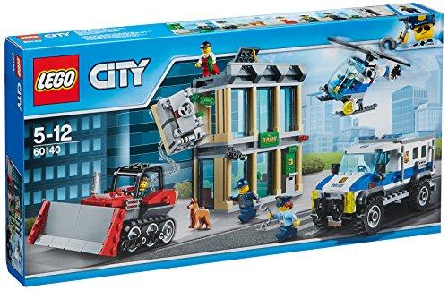 LEGO City - Huida con bulldózer (60140)