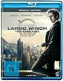 Largo Winch - Tödliches Erbe (2-Disc Special Edition) [Blu-ray]