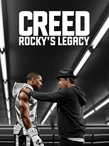 CREED: Rocky's Legacy Cover
