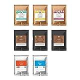 Taste-Box mycoffeebag mit allen Sorten | Premium Filter Kaffee der schmeckt | Geschenke Box mit 13 Coffeebags aus 100% Arabica Bohnen | schonenste Röstung von Hand