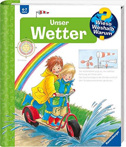 Unser Wetter (Wieso? Weshalb? Warum?, Band 10) - Wetter-klappe