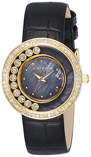 Giordano Analog Black Dial Women's Watch – 2800-01
