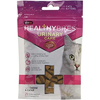 VetIQ Healthy Bites Urinary Care for Cat, 65 g 16