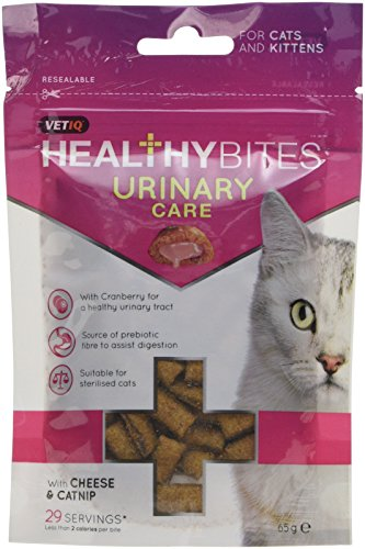 VetIQ Healthy Bites Urinary Care for Cat, 65 g 1