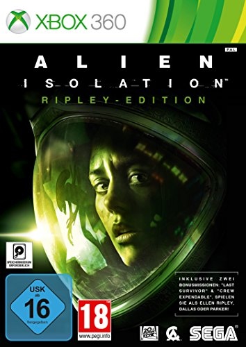 Alien: Isolation - Ripley Edition - [Xbox - 360 Horror Xbox