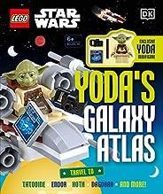 LEGO Star Wars Yoda's Galaxy Atlas: With Exclusive Yoda LEGO Minifi