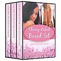 Cherry-Picked: Boxed Set (BWWM Billionaire Boss Romance) (Billionaire Pregnancy Collection