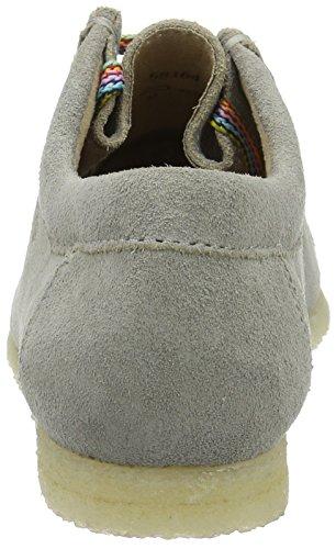 Sioux Grashopper-d-141, Mocassins (Loafers) Femme Grau (Linen)