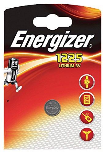 Galleria fotografica Energizer, batterie a bottone CR1225 BR1225. Confezione da 4 batterie al litio, 3 V