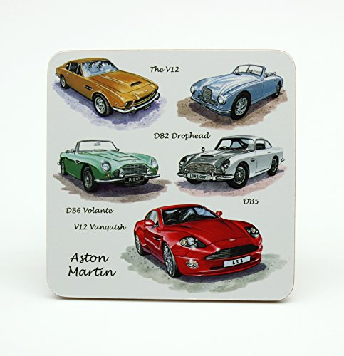 aston-martin-single-coaster-10cm-x10cm