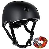 Best Adult Bike Helmets - zacro Classic Commuter Bike/Skate/Multi Sport Helmet with 11 Review