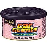 Désodorisant Voiture CALIFORNIA CAR SCENTS Parfum BubbleGum - 60 Jours de Senteurs