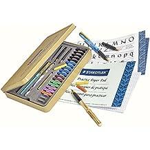 STAEDTLER Steel Calligraphy Pen Set 33 Pieces