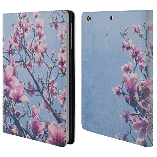 official-olivia-joy-stclaire-she-bloomed-everywhere-she-went-nature-leather-book-wallet-case-cover-f